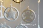 3 kerst-ornamenten