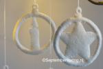 5 kerst-ornamenten