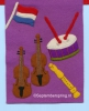 6 verjaardagsliedjesvlag