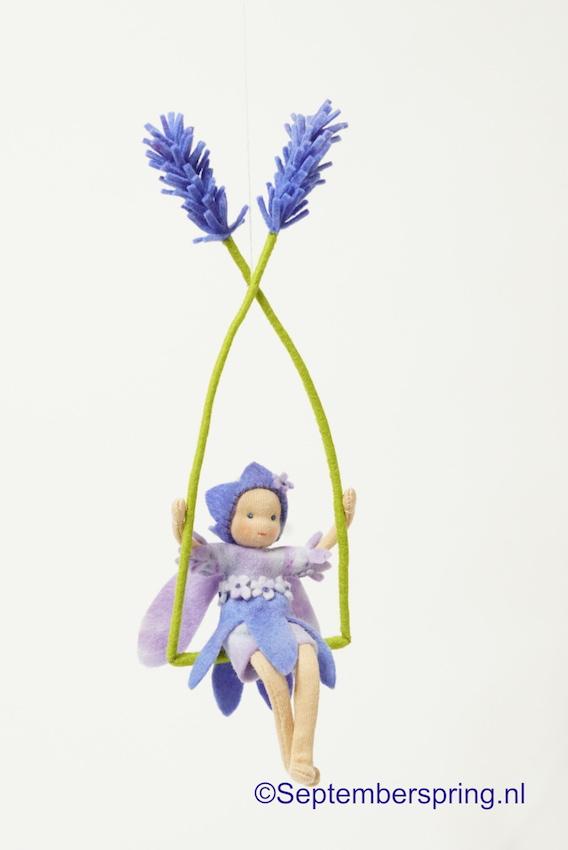 Lavendelschommel
