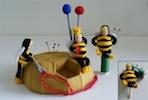 Bijensteek