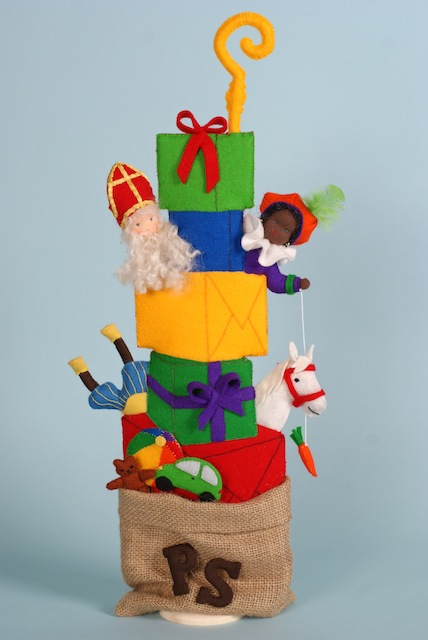 Sinterklaasstapel