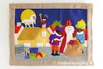 Sinterklaaswandkleed