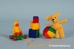 Speelgoed voor poppie