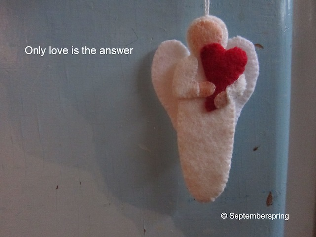 only love is the answer engel