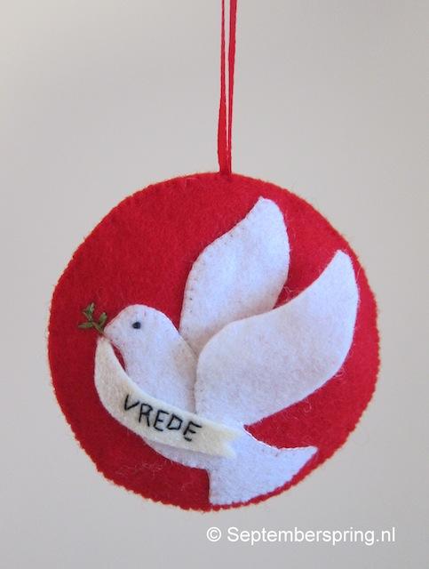 vredesduif-ornament